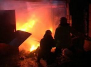 В Новочеркасске заживо сгорел человек