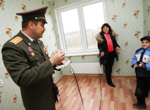 Военнослужащие новой дивизии в Новочеркасске получат более шестисот квартир