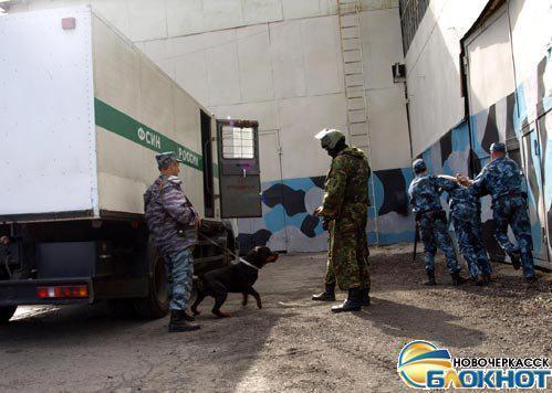 В Новочеркасске задержали шахтинца, который пытался перебросить наркотики в исправительную колонию