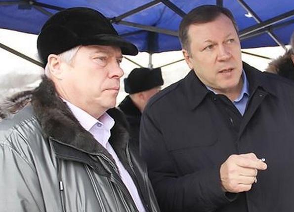 НЕЗЫГАРЬ: «Арест в Новочеркасске поставил под удар дальнейшую судьбу губернатора Голубева»