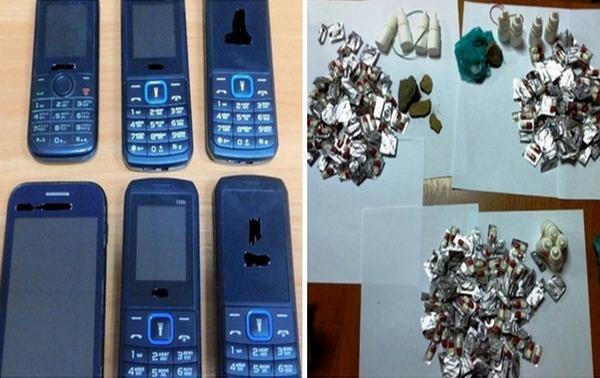 В колонию Новочеркасска пытались перебросить мобильные телефоны и психотропные вещества