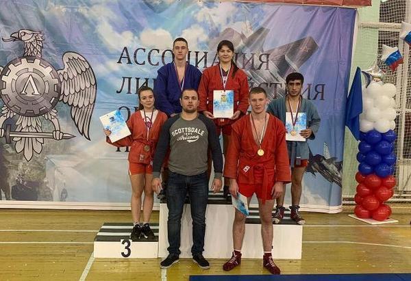 Спортсмены из Новочеркасска вышли в финал Всероссийских студенческих игр боевых искусств