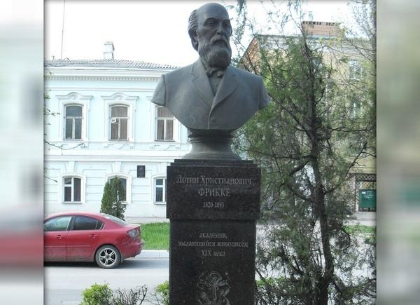 История в лицах: почему имя Логина Фрикке увековечили в памятнике и названии улицы в Новочеркасске?