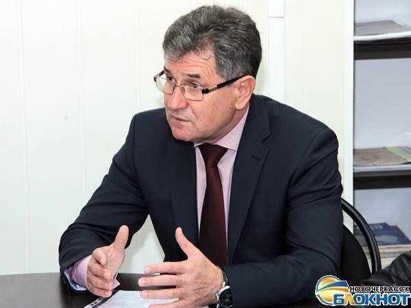В администрации Новочеркасска сокращают первого заместителя мэра Виктора Синюгина