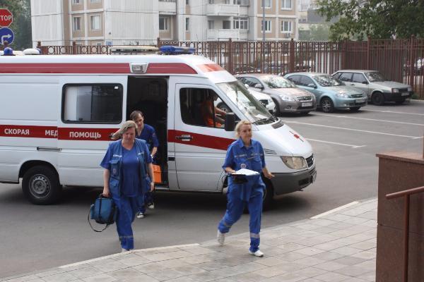 В Новочеркасске в деревянном флигеле найден труп мужчины