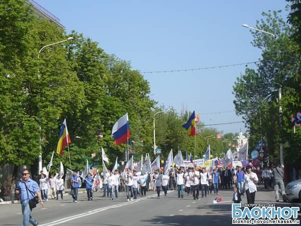 1 мая центр Новочеркасска будет перекрыт в связи с праздничными мероприятиями