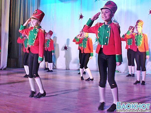 25 лет исполняется хореографической школе «Саманта» из Новочеркасска