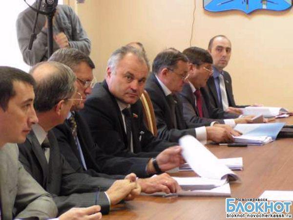 В Новочеркасске налоги подниматься не будут