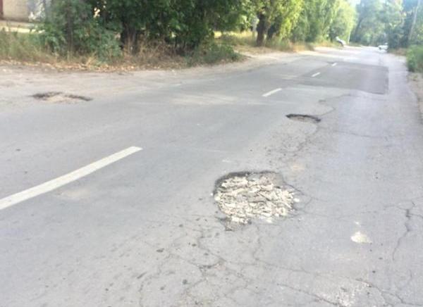 Новочеркасские дороги признали худшими в России