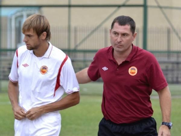 Главный тренер новочеркасского ФК «Митос» рассказал о потерях и приобретениях клуба