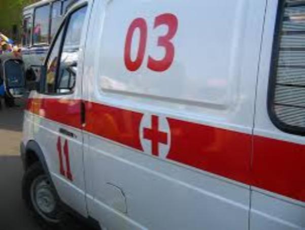 Старый шофёр сбил 4-хлетнего ребенка