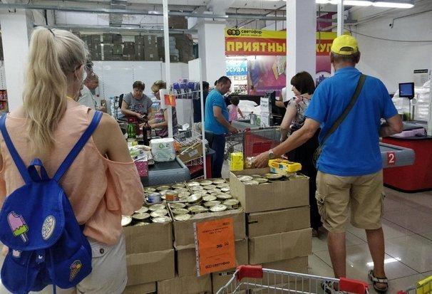 В Новочеркасске оштрафовали «Светофор» за установку лимита покупки в 300 рублей