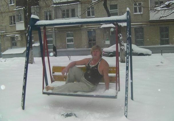 В Новочеркасске ушел из жизни самый невосприимчивый к холоду человек