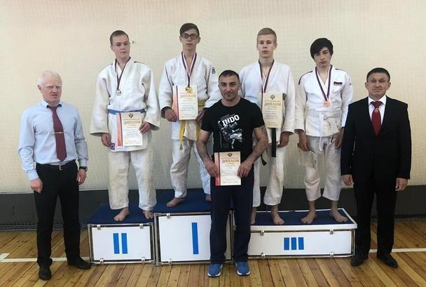 Слабовидящий дзюдоист из Новочеркасска выиграл первенство России