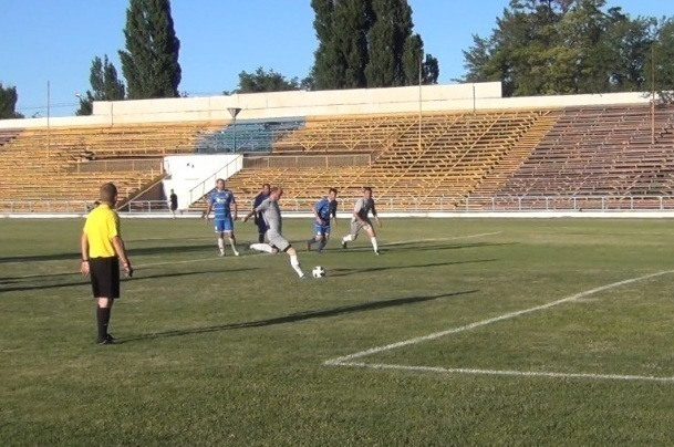 Новочеркасский ФК «Арсенал» продолжил серию побед