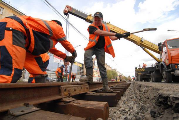 В Новочеркасске проведут масштабный ремонт трамвайного пути