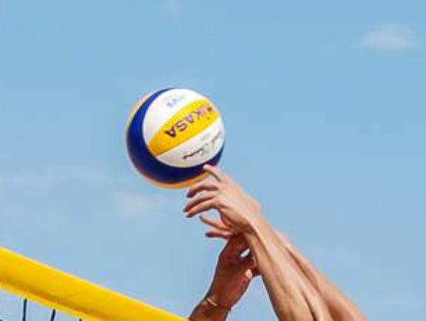 Новочеркасская команда выиграла областной кубок по пляжному волейболу