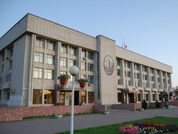 В Новочеркасске хотят поменять структуру администрации