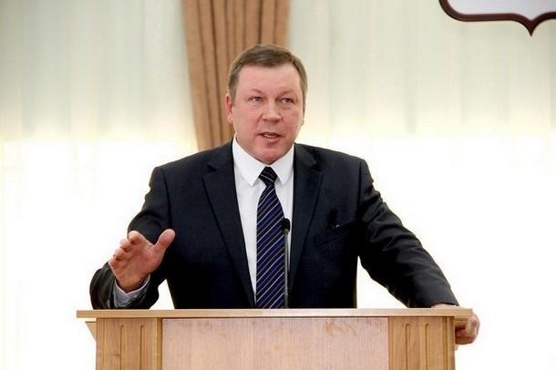 Игорь Зюзин: «Постараюсь применить силы, знания, опыт, чтобы развивать Новочеркасск»