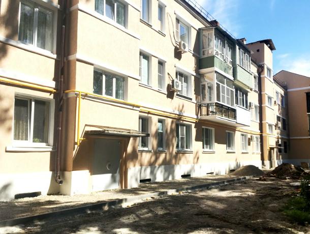 В Новочеркасске проходит капитальный ремонт 68 домов