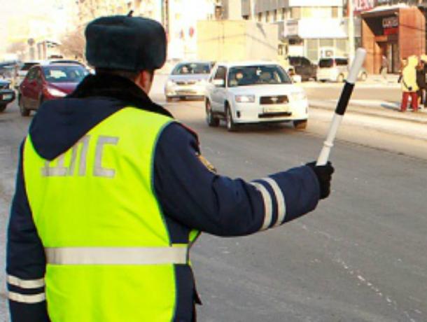 10 пьяных водителей и 51 несознательного пешехода поймали сотрудники ГИБДД в Новочеркасске