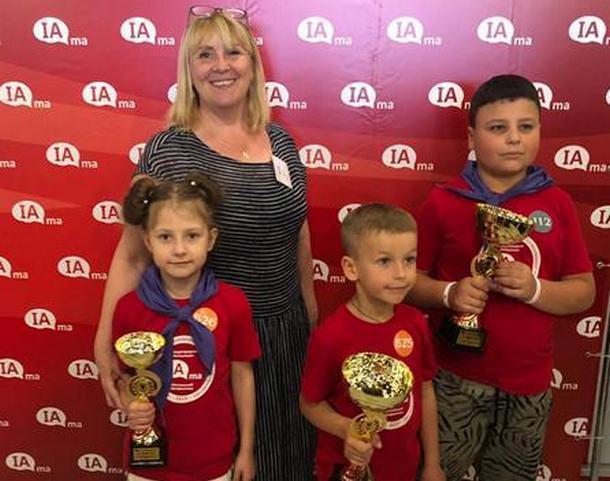 Дети из Новочеркасска победили на Международной олимпиаде по ментальной арифметике