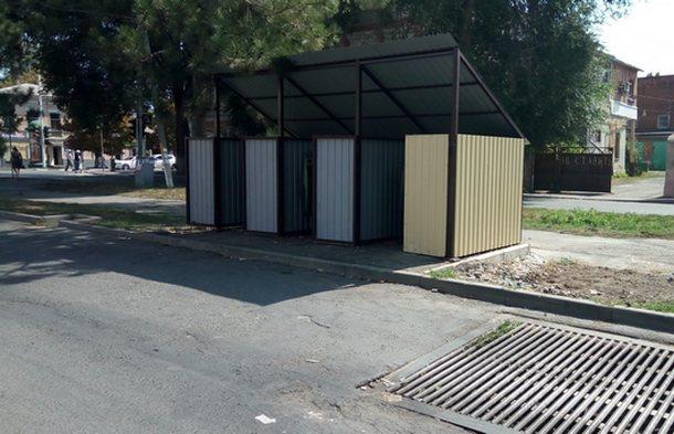 Новочеркасское предприятие «ЭКОГРАД-Н» разъяснило порядок уборки контейнерных площадок