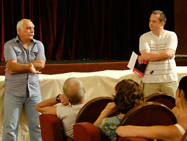 В новочеркасском театре рассказали о планах на предстоящий сезон