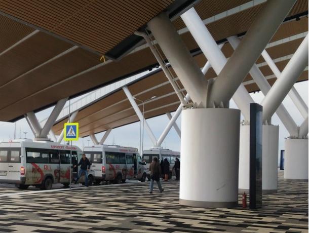 Следить за движением автобусов Новочеркасск- аэропорт Платов, можно будет в режиме онлайн