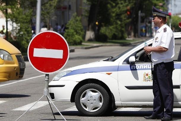 9 мая в Новочеркасске ограничат движение транспорта
