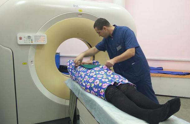 Новочеркасцы смогут пройти бесплатную диагностику на новом оборудовании в БСМП
