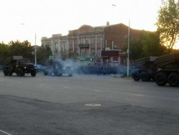 Со 2 мая в Новочеркасске начнутся репетиции парада Победы
