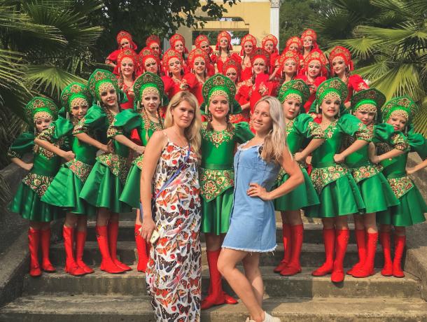Новочеркасские танцоры покорили «Высокую волну»