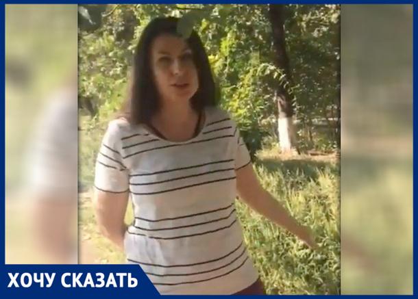 «Развалины вместо тротуаров и амброзия по пояс», - жительница Новочеркасска