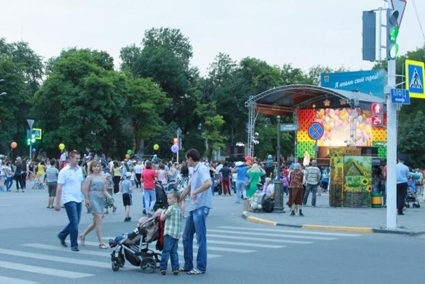 Выходные с Блокнот Новочеркасск: концерты, выставки и праздничный салют