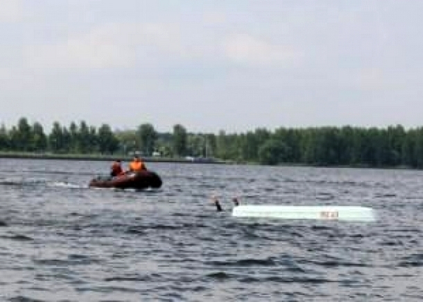 Рыбалка двух новочеркасцев едва не закончилась трагедией