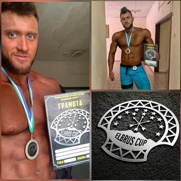 Новочеркасский бодибилдер стал вице-чемпионом престижного турнира