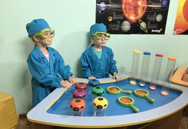 Дошколята из Новочеркасска проявят себя в исследовательской работе