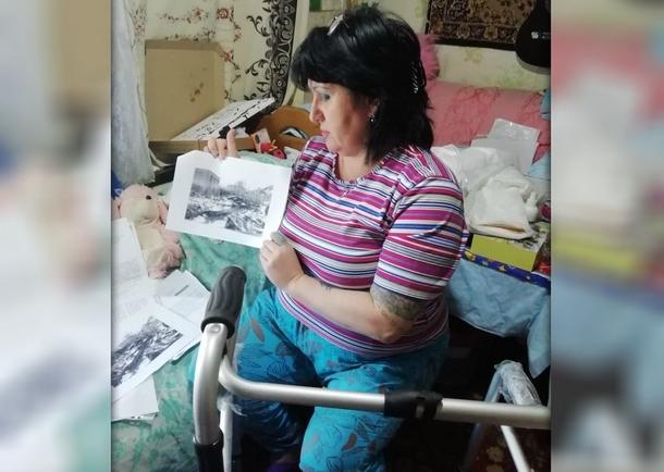 В Новочеркасске после пожара онкологической больной жительнице предложили только дом престарелых