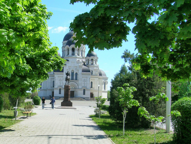 Последняя рабочая неделя лета в Новочеркасске будет жаркой