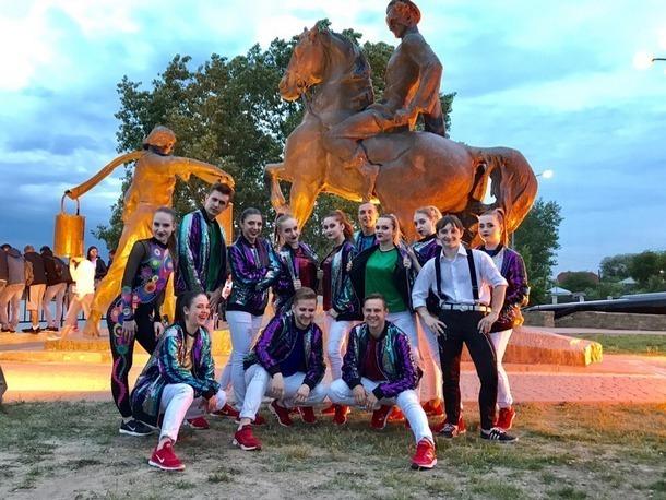 Новочеркасцы приняли участие в фестивале «Шолоховская весна-2019»