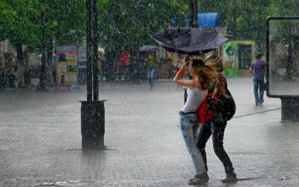 Новочеркасцев предупредили о надвигающейся стихии