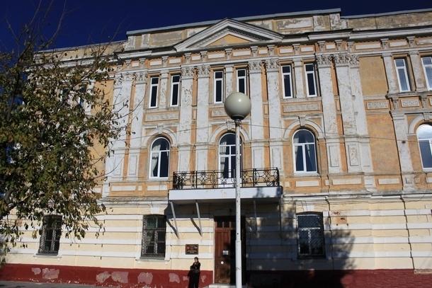 В Новочеркасске поликлиника на Александровской примет первых посетителей в начале лета