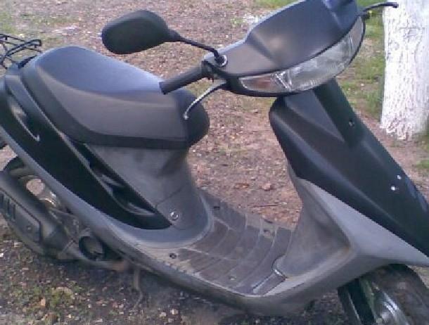 Угнанный у жителя Новочеркасска скутер нашли во дворе станицы Грушевской