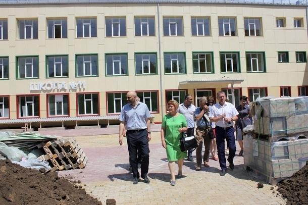 В Новочеркасске снова перенесли сроки окончания капремонта школы № 11