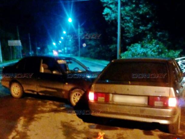 Пьяная дама на «Акценте» не вписалась в поворот и протаранила встречную машину