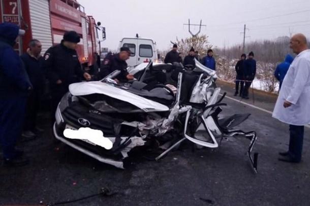 Жуткая авария в Северной Осетии унесла жизнь жителя Новочеркасска и его малолетней дочки