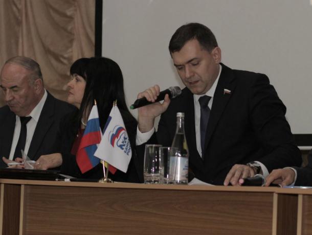 Юрий Лысенко решил выдвинуть свою кандидатуру на пост главы Новочеркасска