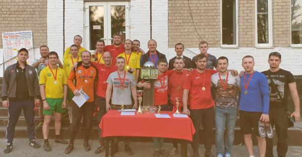 В Новочеркасске завершился футбольный турнир памяти героев НЭВЗа