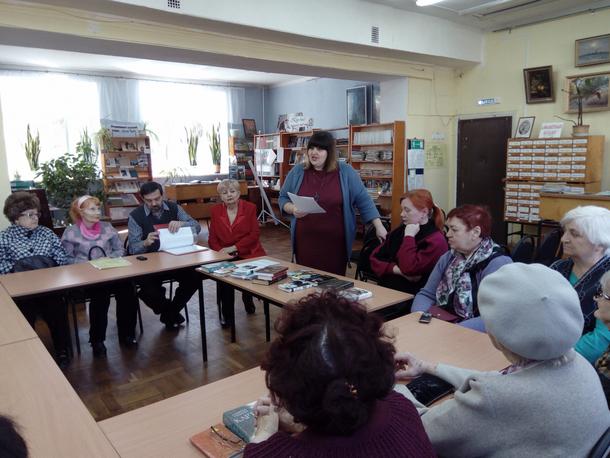 «Пушкаревские чтения» собрали десятки новочеркасцев
